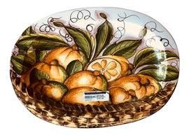 Image of Chestnut Decorative Plates