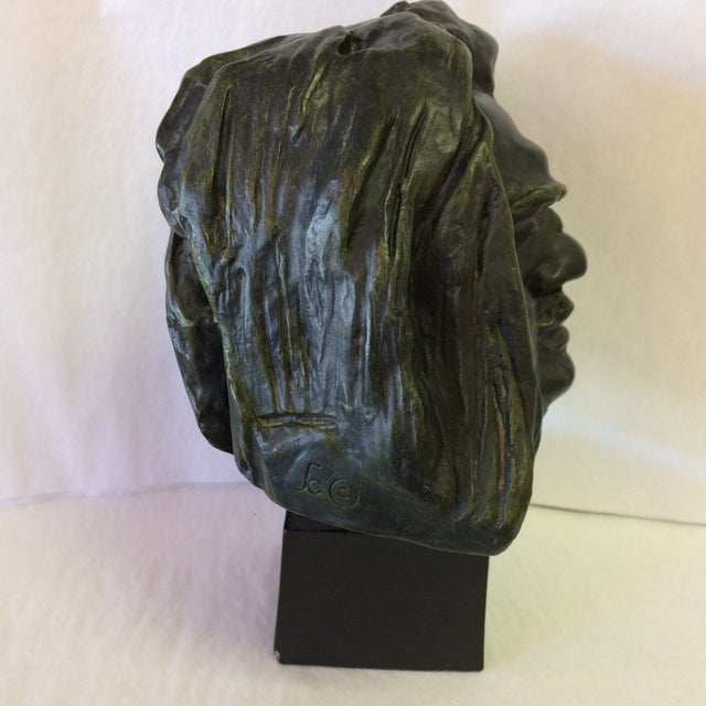 Auguste Rodin Bust Of De Balzac by A. Rodin For Sale - Image 4 of 11