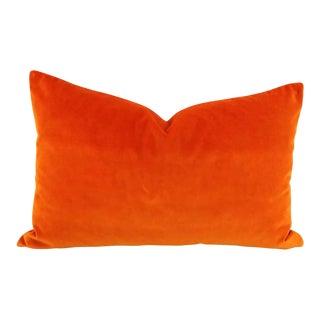 Lee Jofa Romeo Velvet Lumbar Pillow Cover For Sale