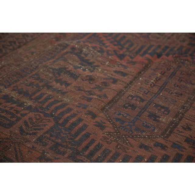 "Vintage Belouch Carpet - 4'8"" x 8'3"" - Image 8 of 9"
