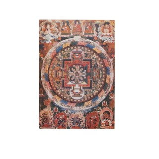1954 Mandala of the Divinity Samvara, Original Parisian Photogravure After 18th C. Tibetan Painting For Sale