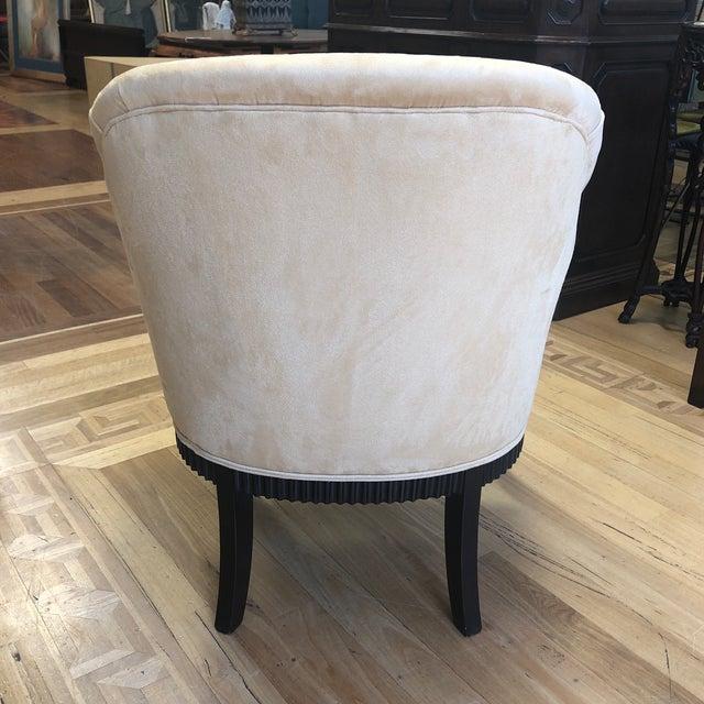 Kravet Furniture Tub Arm Chair Chairish