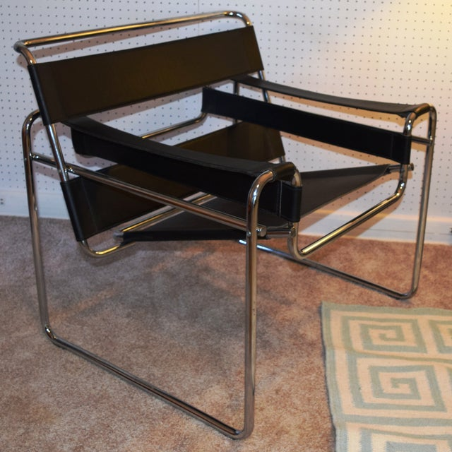 Stendig Wassily Chairs - A Pair - Image 6 of 7
