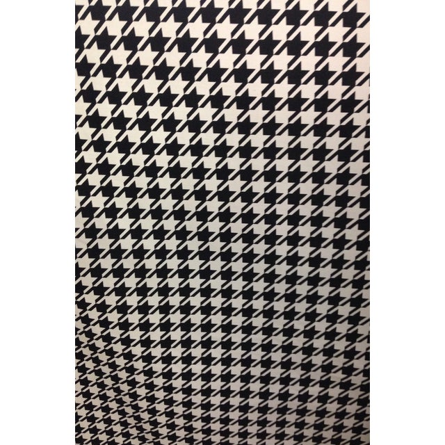 Duralee Candace Houndstooth Fabric - 5 Yards - Image 2 of 4