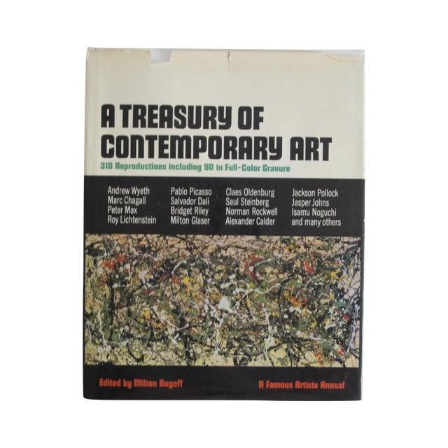 Treasury of Contemporary Art - Image 1 of 5