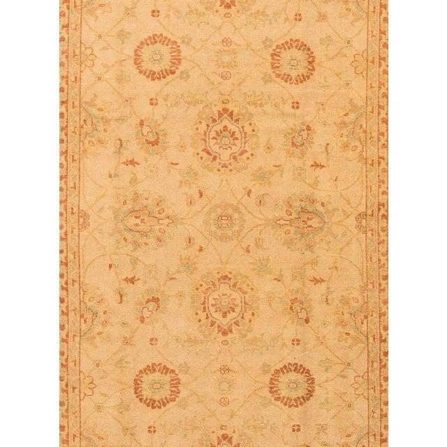Islamic Apadana - 21st Century Turkish Oushak Rug, 9.05' X 13' For Sale - Image 3 of 5