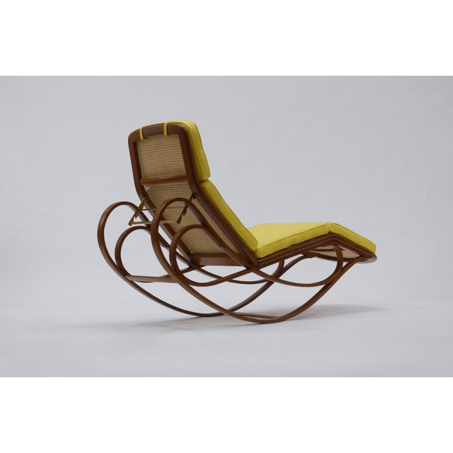 Dunbar Furniture Chaise Lounge by Edward Wormley for Dunbar For Sale - Image 4 of 12