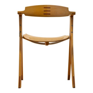 Vintage Mid Century Paul Tuttle Maple Side Chair For Sale