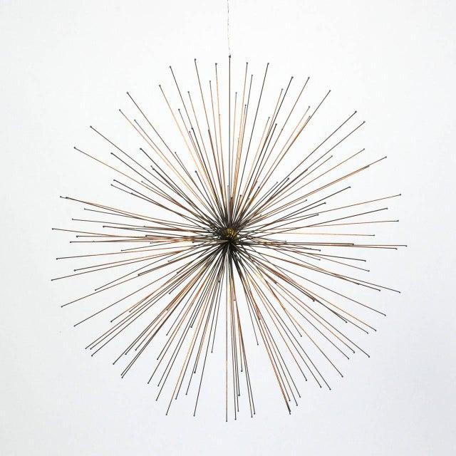 Thomas Hibben Starburst Sculpture - Image 8 of 11