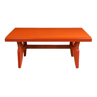 Circa 1960s French Art Deco Writing Table For Sale