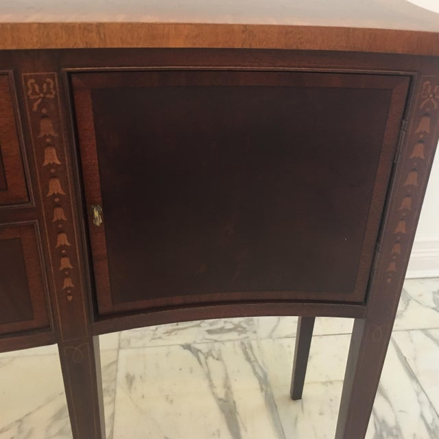 Antique Federal Style Inlaid Sideboard - Image 6 of 11