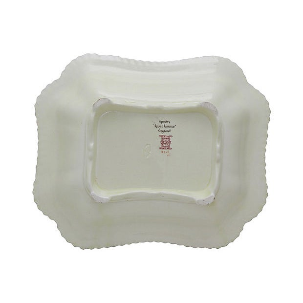 Ceramic Antique Copeland Spode Holiday Dinner Set For Sale - Image 7 of 8