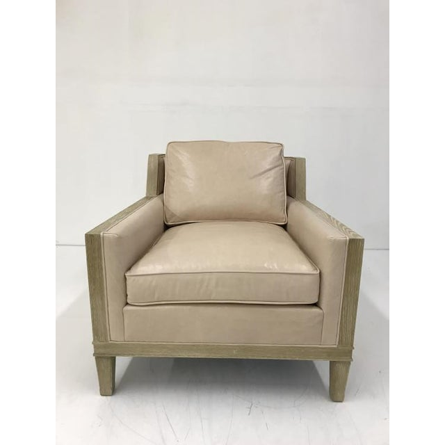 Century Furniture Thomas O'Brien Stradling Chair for Century Furniture For Sale - Image 4 of 4