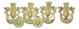Image of Art Deco Cabinetry Bin Pulls