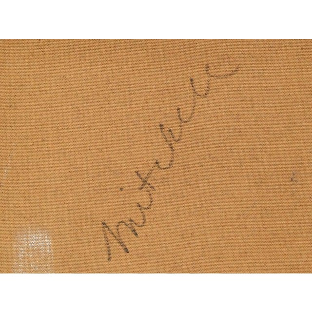 1970s Unknown Reclining Nude Circa 1970s For Sale - Image 5 of 8