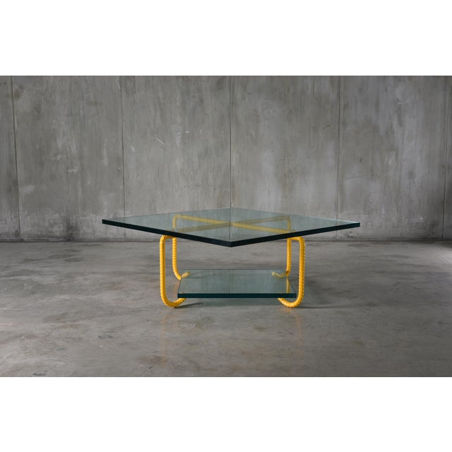 Troy Smith Designs Ra Coffee Table by Artist Troy Smith - Contemporary Design - Artist Proof - Limited Edition For Sale - Image 4 of 7