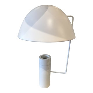 Modern Mia White Table Lamp For Sale
