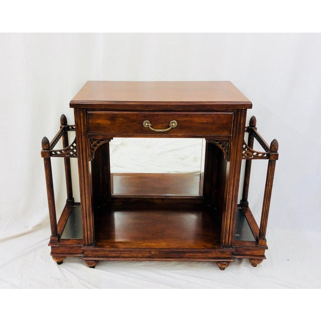 Vintage Entry Way Table For Sale - Image 12 of 12