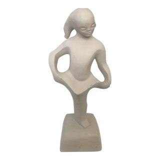 Rima Sculptress Table Lamp 1949 Marianna Von Allesch For Sale