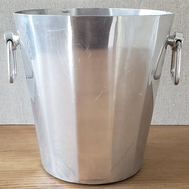 French De Venoge Champagne Ice Bucket For Sale - Image 4 of 8