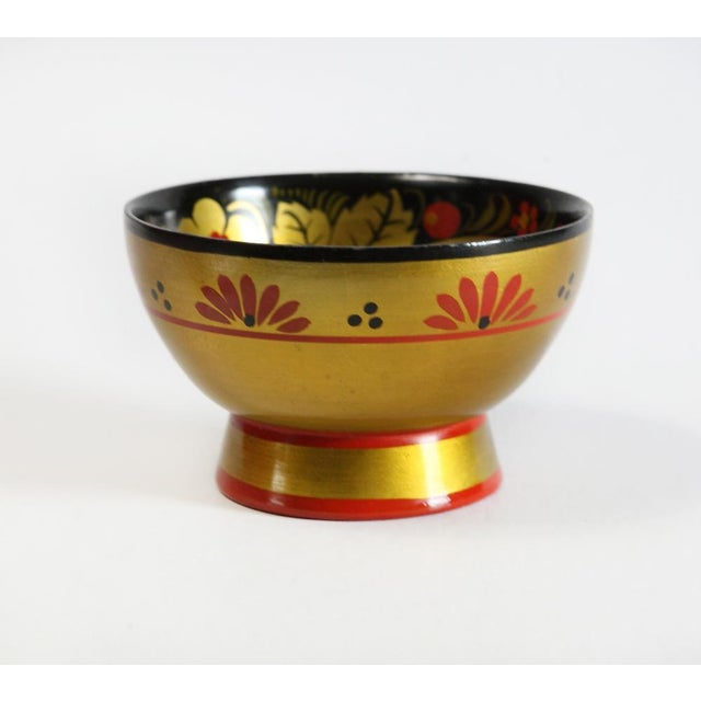 Russian Footed Strawberry Bowl - Image 4 of 6