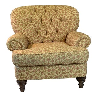 1990s Traditional Style Chair For Sale