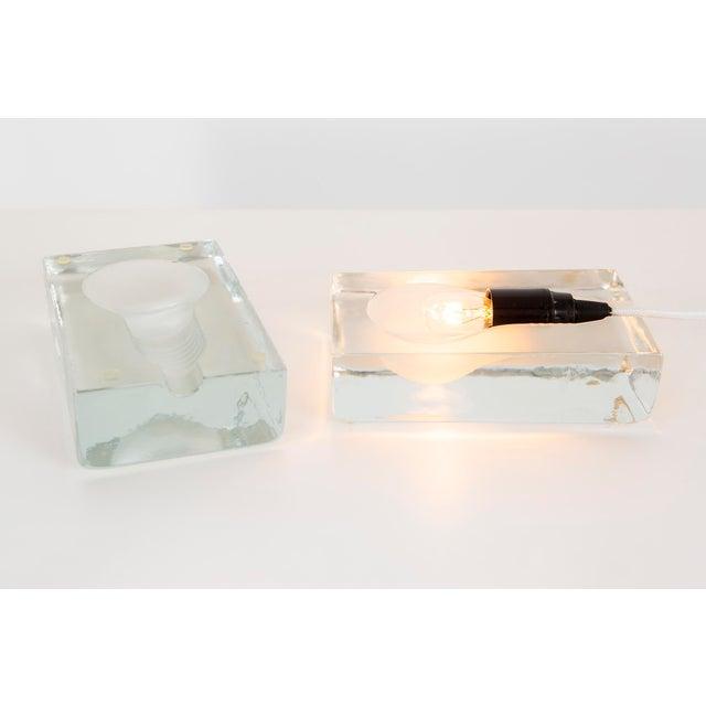 Set of Harri Koskinen Block Lamps For Sale - Image 9 of 13