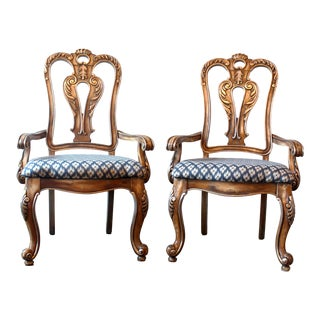 """Rawlings"" Parlor Chairs - A Pair For Sale"