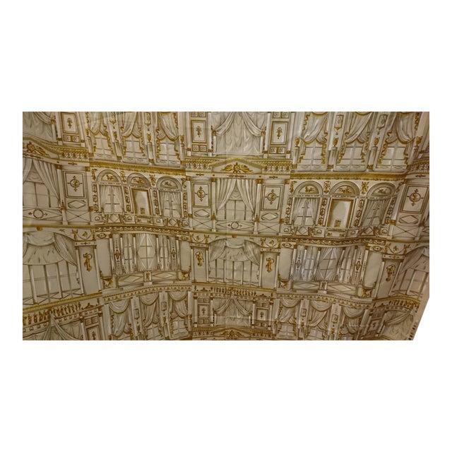 "Scalamandre ""Farnese"" Renaissance Gold - Image 1 of 5"