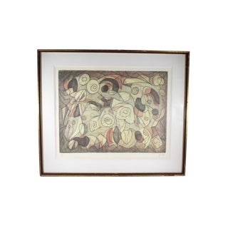 Late 20th Century Print by Zavel Silber For Sale