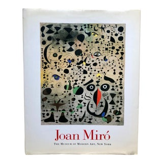 """Joan Miro""-Moma-1993-Abrams Publishing For Sale"
