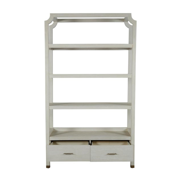 Gabby Home Crest Bookcase For Sale In Birmingham - Image 6 of 13