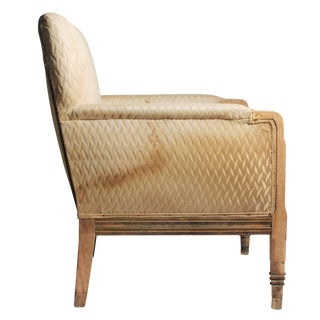 Vintage French / American Deco Club Chair For Sale