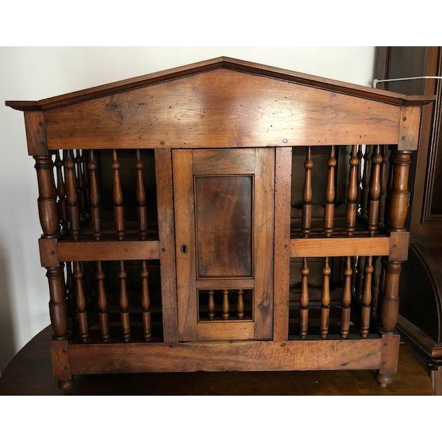 Mid 19th Century French Country Panettierre Wine Rack For Sale - Image 5 of 5