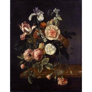 Romantic Flower Still Life - 16 20 Unframed Print For Sale