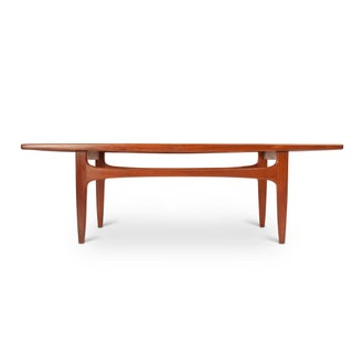 "Vintage G-Plan 1960 ""Fresco"" Teak & Glass Coffee Table Preview"