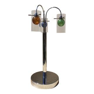 Modern Waterfall Table Lamp