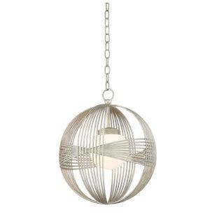 Art Deco Currey & Co. Circulaire Pendant For Sale