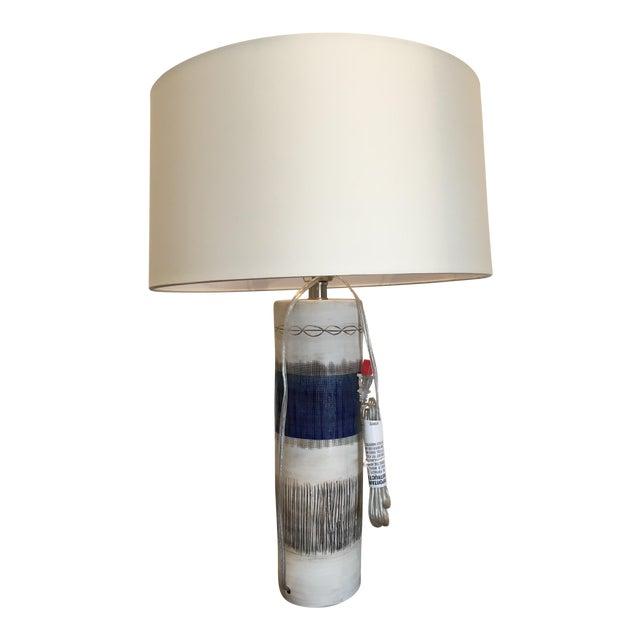 Arteriors Mariella Porcelain Lamp - Image 1 of 3
