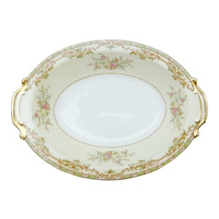 Noritake China Nanarosa Serving Dish For Sale