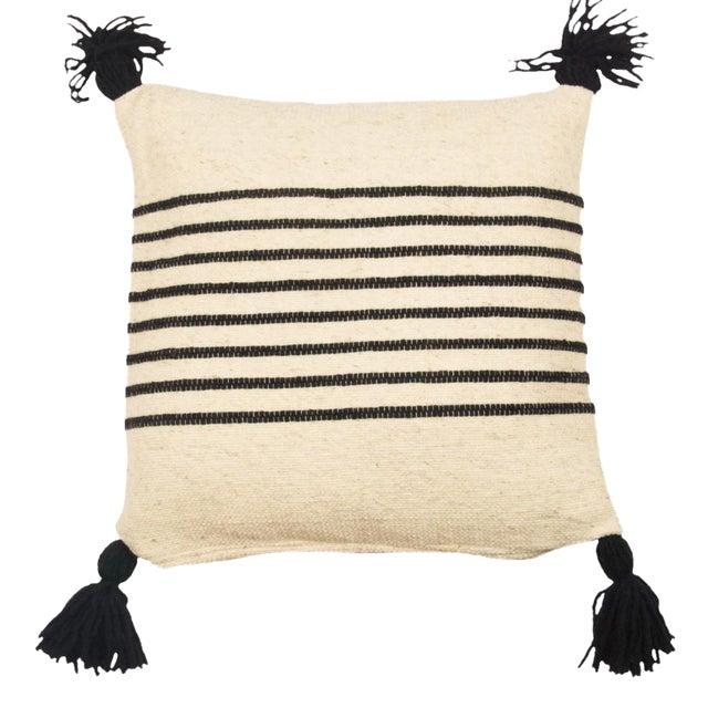 Delgado Striped Pillow - Image 5 of 6