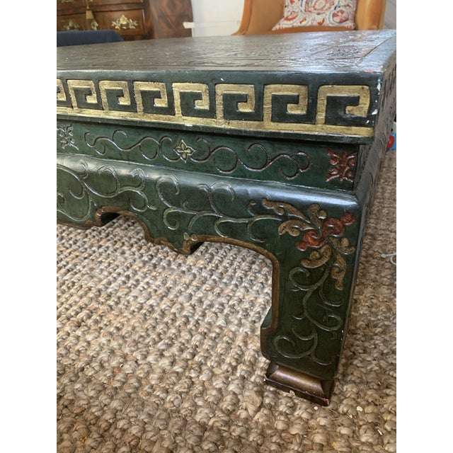 Mid 20th Century Asian Baker Coffee Table For Sale In Jacksonville, FL - Image 6 of 9