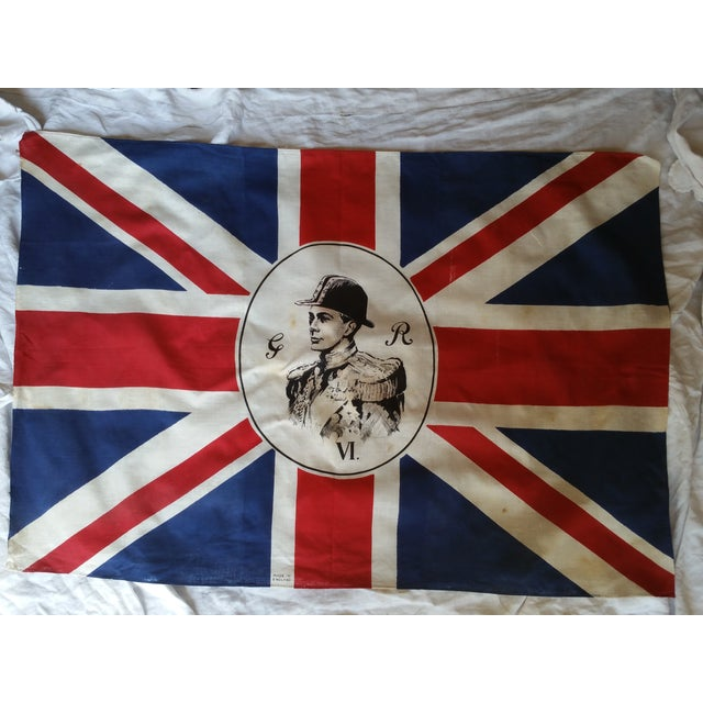 Vintage Traditional English King George Flag - Image 2 of 4