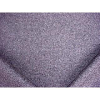 4-3/4y Zoffany Harlequin 142653 Perast Azure Herringbone Upholstery Fabric For Sale