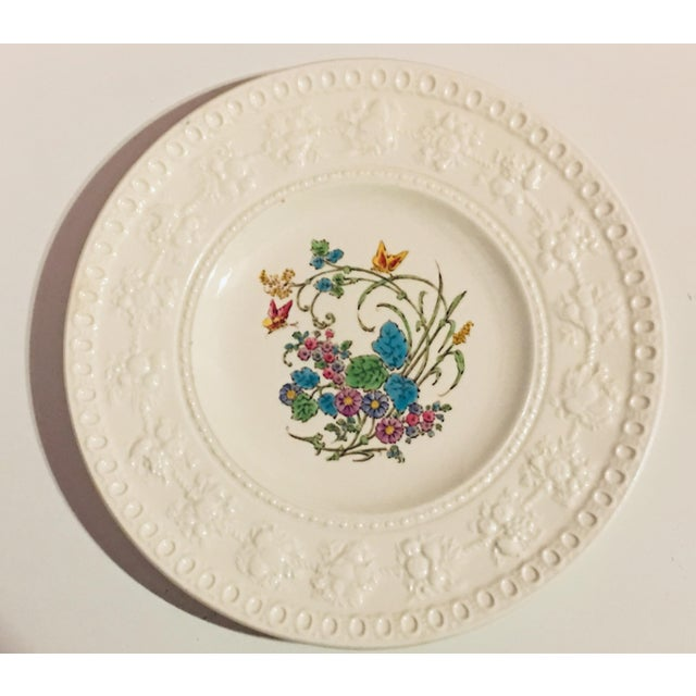 Wedgwood 1940s Vintage Wedgwood Montreal Bone China Tea Set of 12 For Sale - Image 4 of 13
