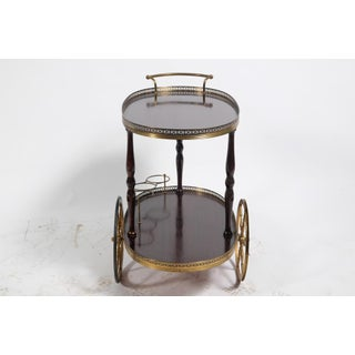 Mid-Century French Neoclassical Bar Cart Preview