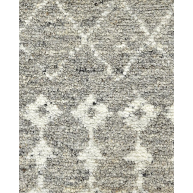 Color: Gray - Made In: India. Morocco's rug-making heritage encompasses everything from plush, neutral Beni Ourains to...