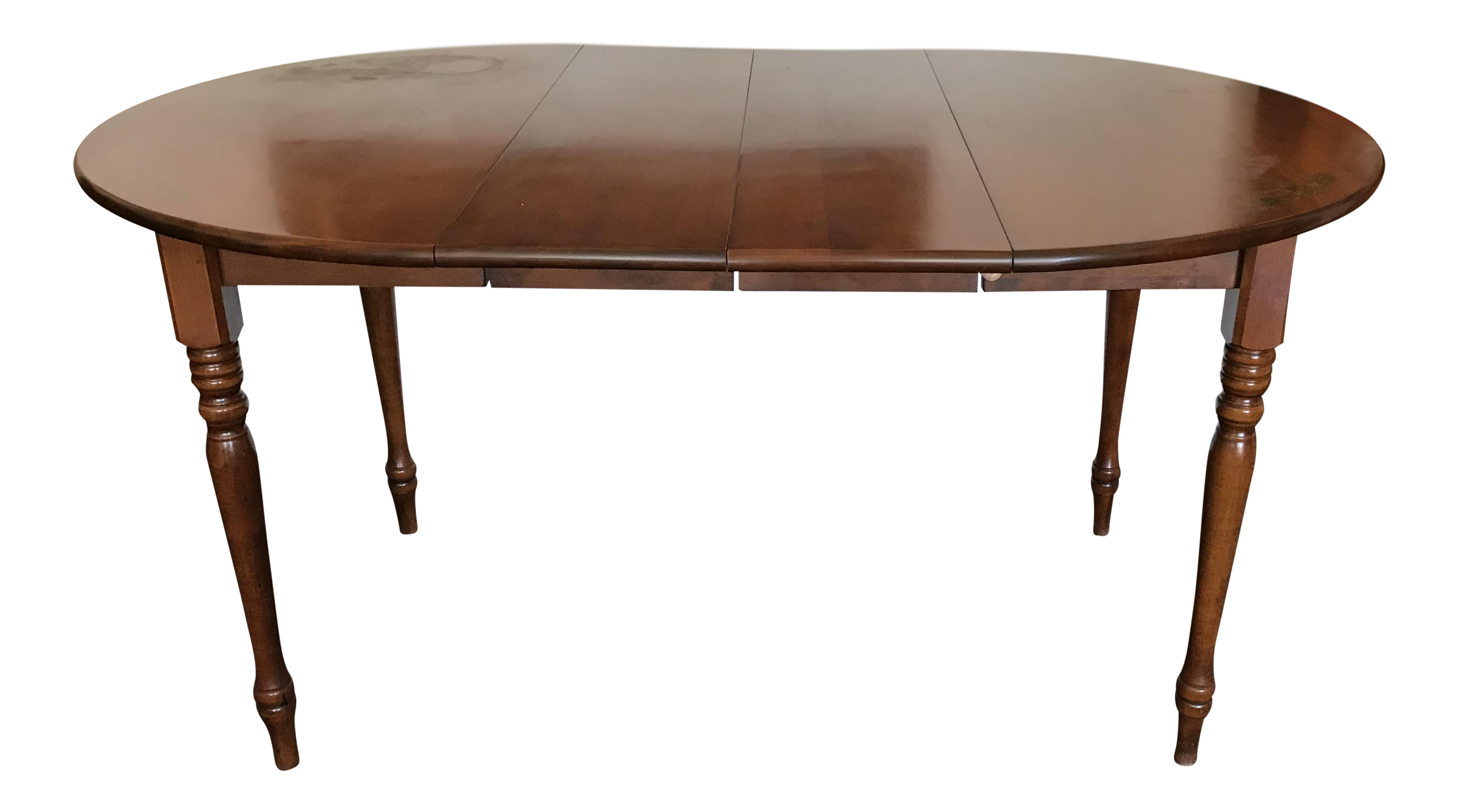 Superbe Ethan Allen Hitchcock Chair Company Dining Table