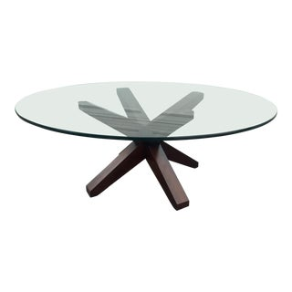 Asterisk Base Coffee Table