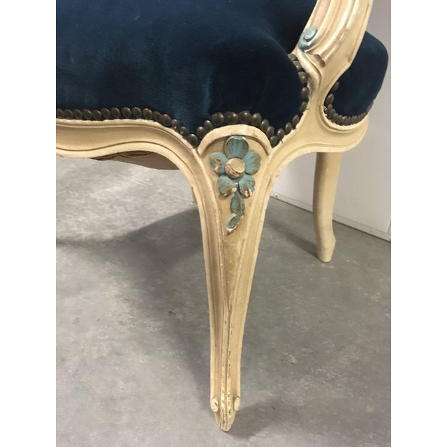 Louis XV Style Armchairs | Chairish